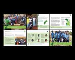 DESIGN + PRODUCTION + EDITING keghah at capea cameroon and i have been working on projects for a couple of years - and i jumped when he asked my help with their annual report. wonderful success they're – making – in a very unstable part of the world.